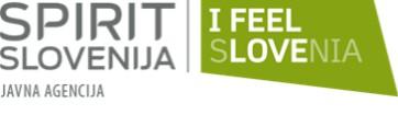 SPIRIT - Javna agencija Republike Slovenije za spodbujanje podjetništva, internacionalizacije, tujih investicij in tehnologije